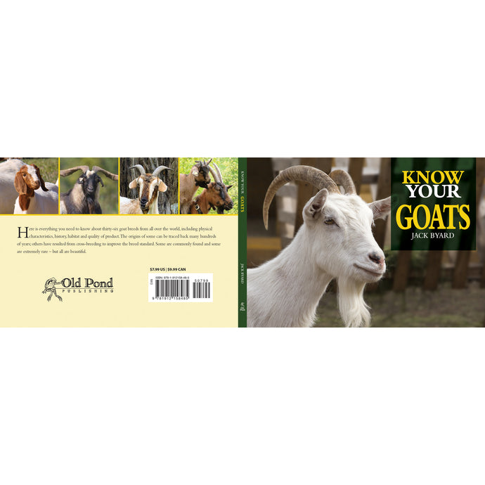 Know Your Goats Book