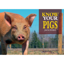 Book about pigs