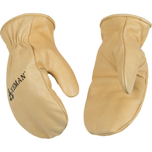 Kinco leather mittens