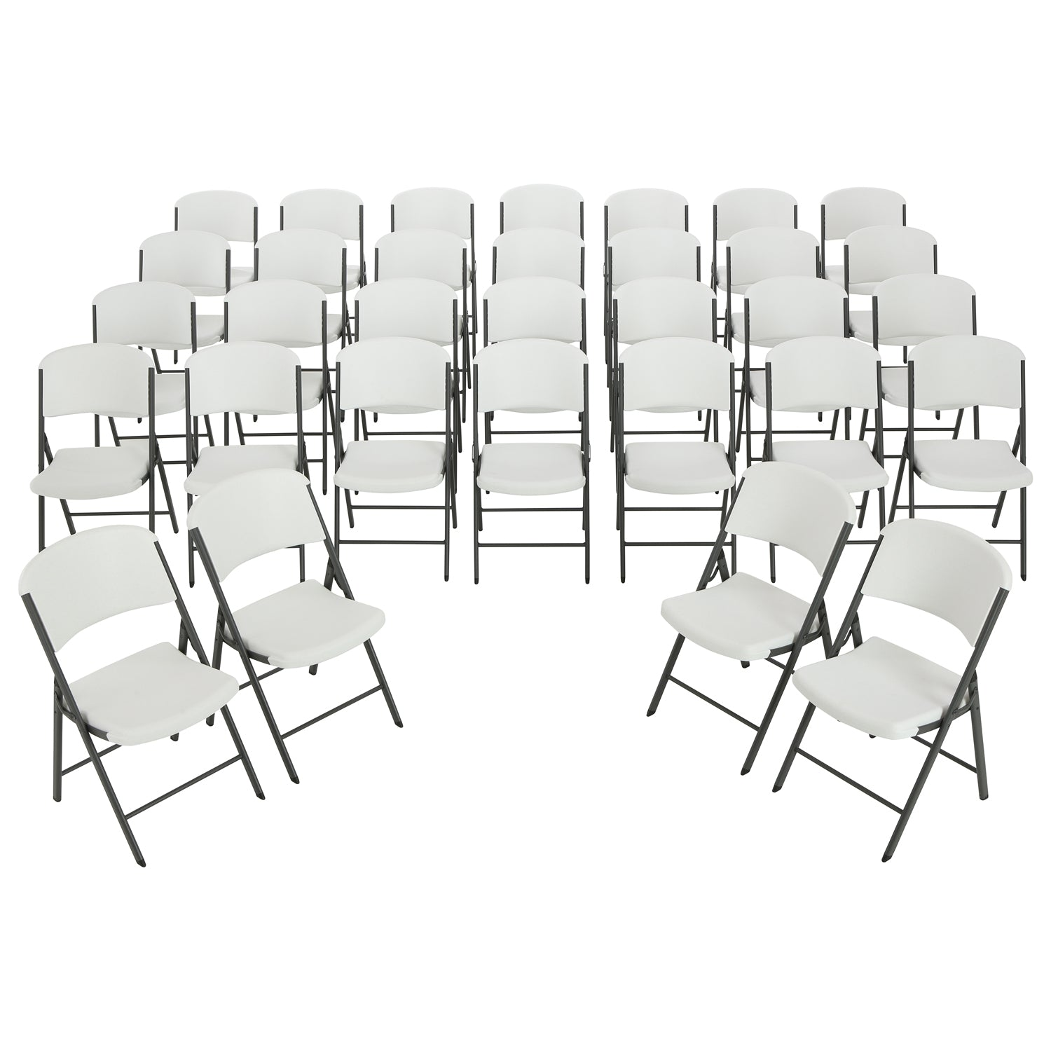 Groovy Lifetime Classic Commercial Grade Folding Chair 2802 White Pdpeps Interior Chair Design Pdpepsorg