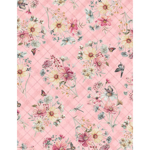 Country Weekend Cotton Fabric Collection 1409