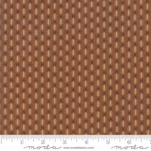 Light rust fabric