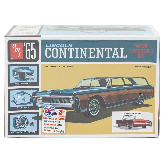 Lincoln Continental model car