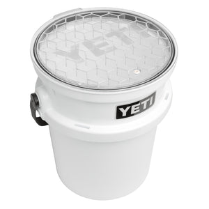 YETI bucket with lid
