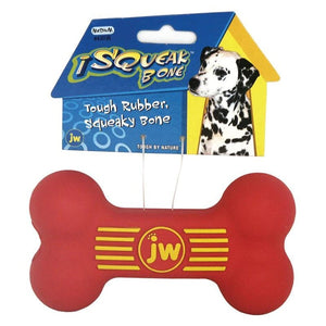 Medium squeaker dog bone