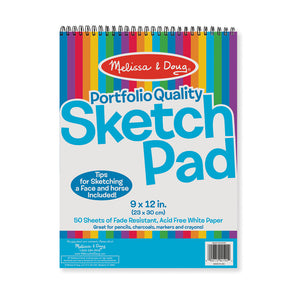 professional quality sketch pad