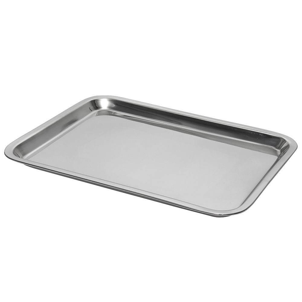 Lindy S Stainless Steel Baking Sheet With Raised Edge 16 X 11 25 Inches 8w20 Good S Store Online