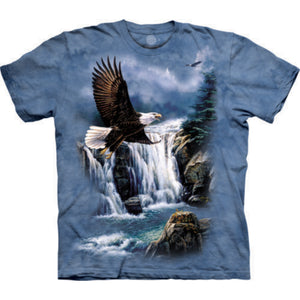 Majestic Flight Eagle T-Shirt 101516