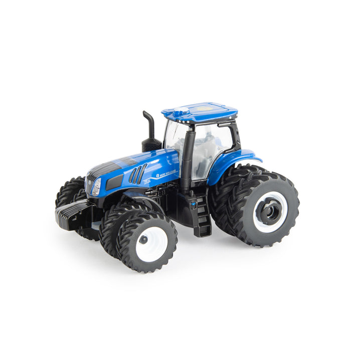 New Holland tractor toy
