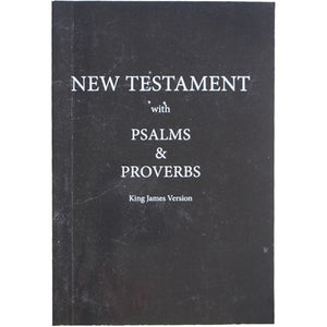 Pocket size New Testament.