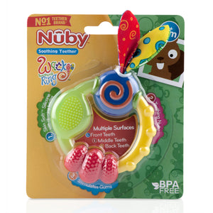 Teething ring for babies