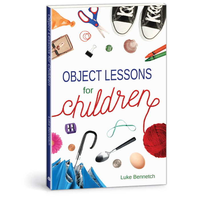 Object Lessons for children book