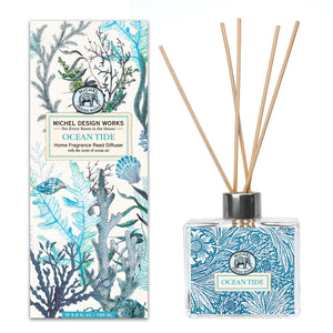 Ocean Tide Home Fragrance Reed Diffuser