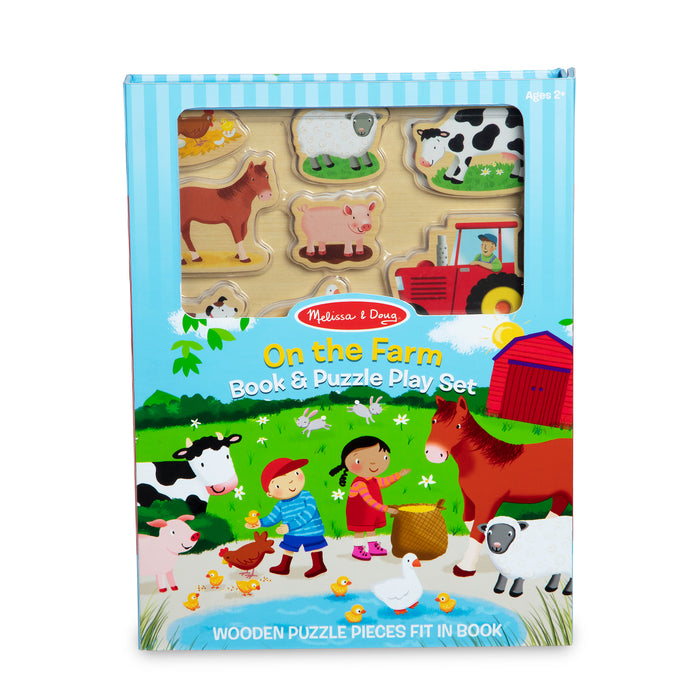 Melissa & Doug On the Farm