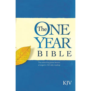The One Year Bible 9780842325769