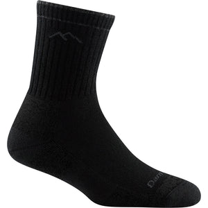 Black hiking sock