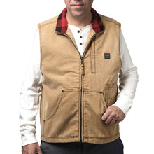 Brown Walls vest