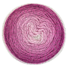 Pixie pinkish purple yarn
