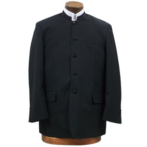 Plain suit coat