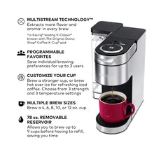 K-Supreme Plus Single Serve Coffee Brewer 5000362104