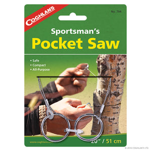 Sportman's pocket saw