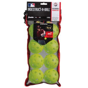 Indestruct-A-Ball Baseballs 10362P6