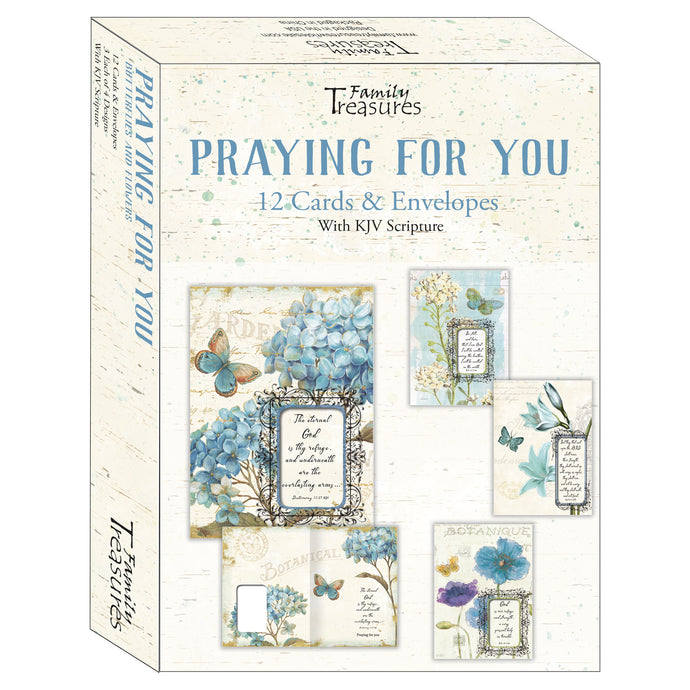Praying For You Cards in a box
