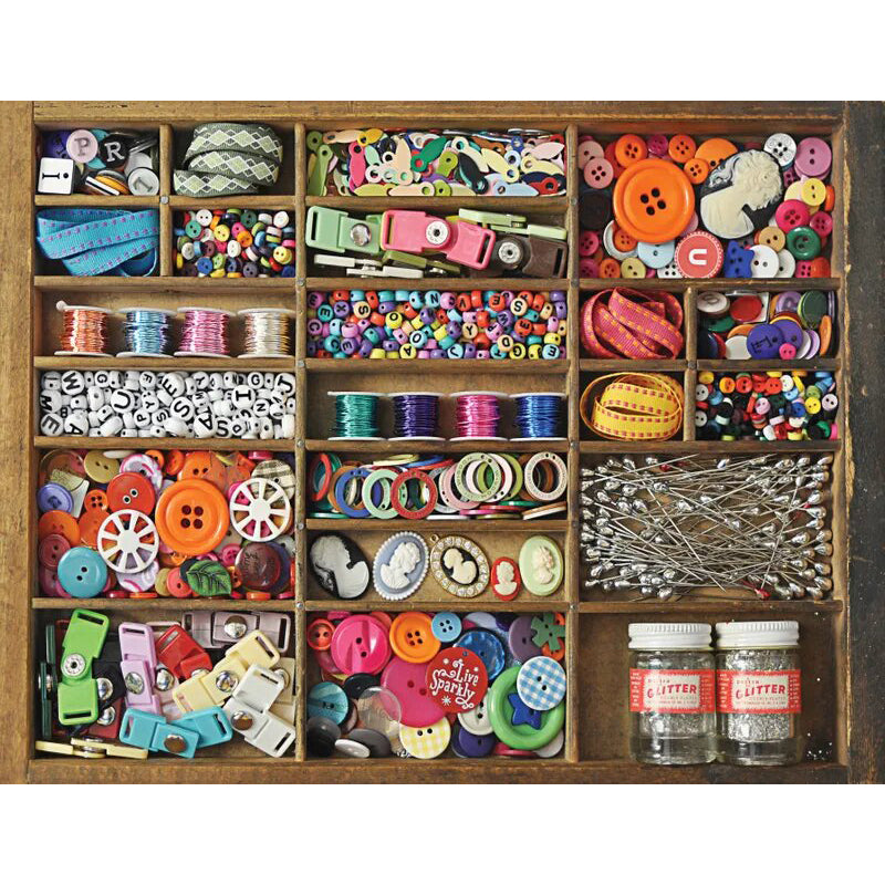 Sewing Box puzzle