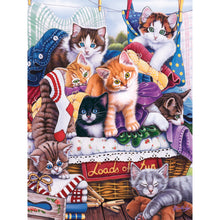 Playful Paws Loads of Fun 300 PC Puzzle 31818