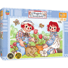 Raggedy Ann & Andy Picnic Friends 60 PC Puzzle 11820