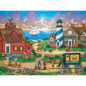Heartland Collection The Day's End 550 PC Puzzle 31838