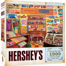 Hershey's Candy SHop 1000 PC Puzzle 71913