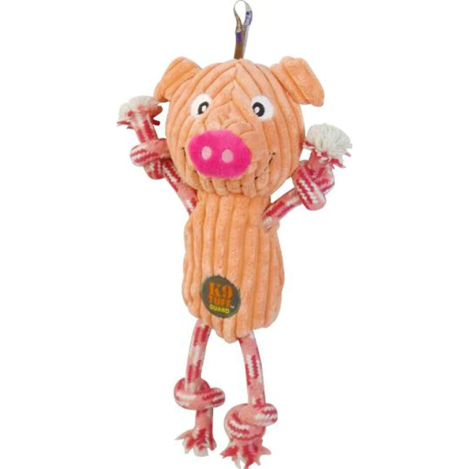 Charming Pet Ranch Roperz pig plush toy