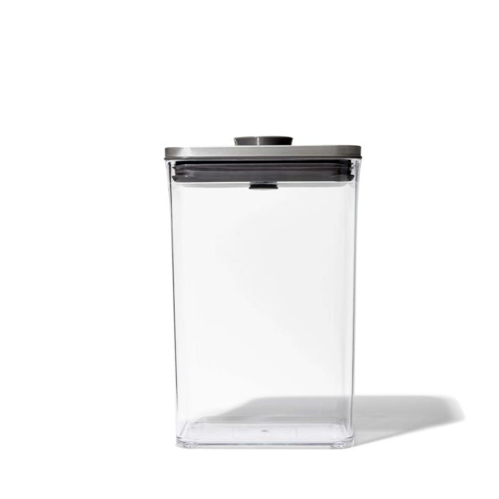 Clear OXO container