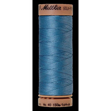 Reef blue thread