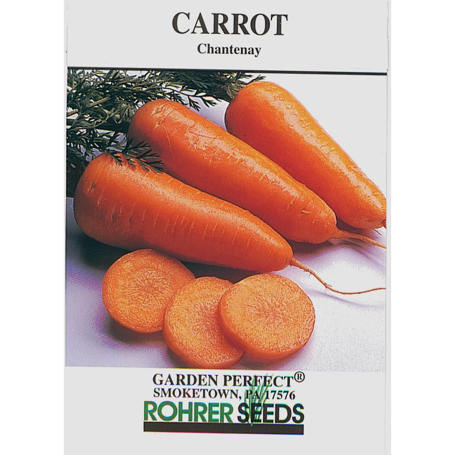 Royal Chantenay Carrot seeds