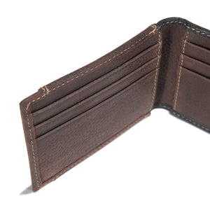 Wallet with credit card slots