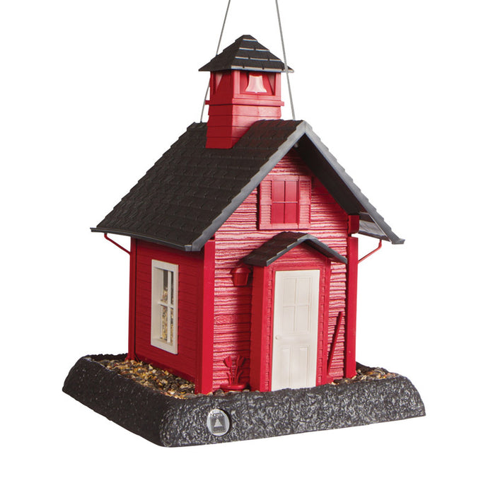 School House bird feeder