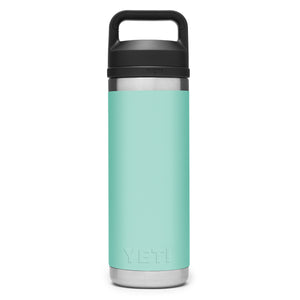 Seafoam YETI chug bottle