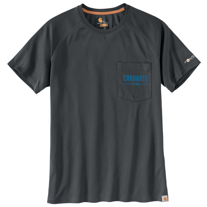 Charcoal Carhartt shirt