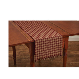 Short wine table runner
