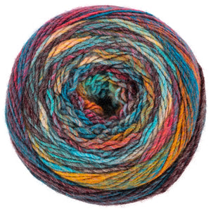 Show Time swirl yarn