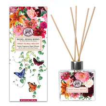 Sweet Floral Home Fragrance Reed Diffuser