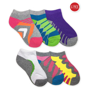 6 pair pack of socks
