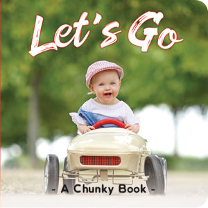 Let's Go Chunky Board Book 97782