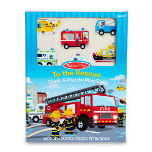 To the Rescue Book