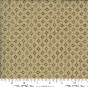 Tonal whole wheat fabric