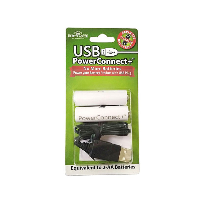 USB power batteries