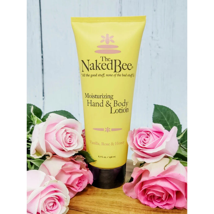 Vanilla Rose Honey lotion