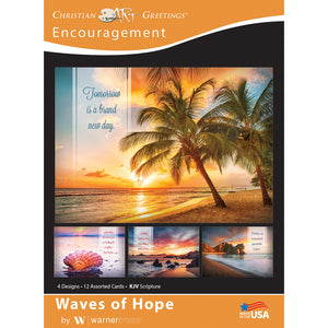 Waves of Hope Encouragement cards